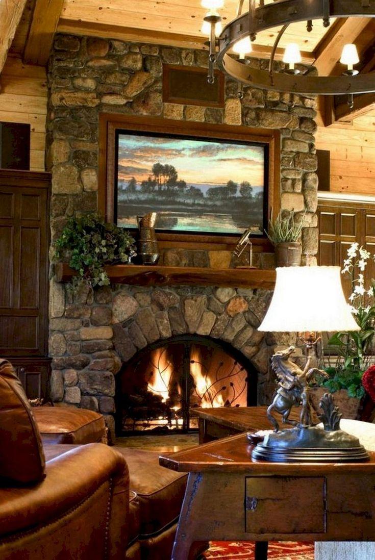 más de 25 ideas increíbles sobre rustic fireplace screens en