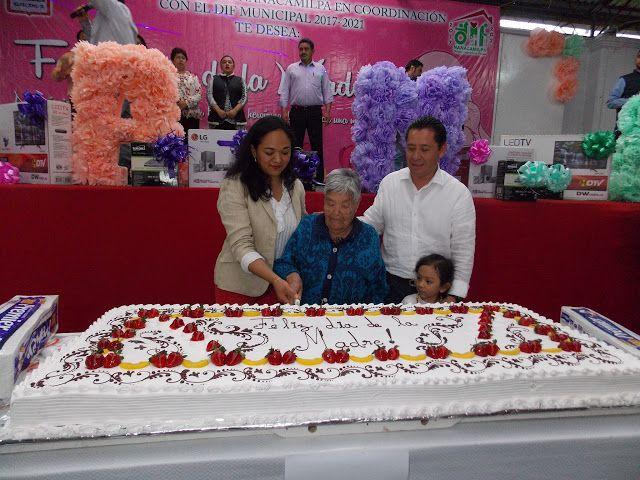 """Contextos Regionales: Celebra Nanacamilpa con magno Evento """"Día de las M..."""