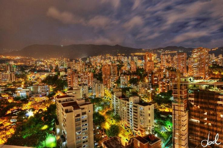 Barrio el poblado, Medellín