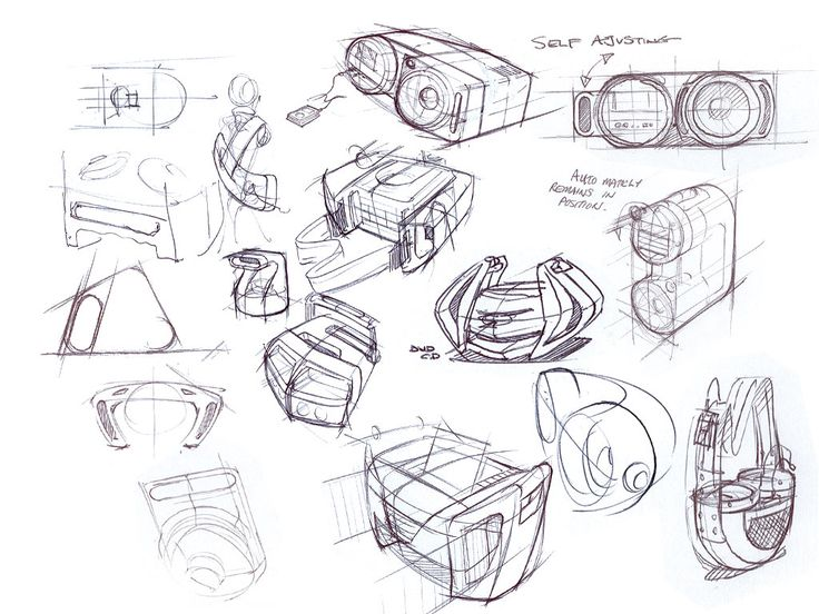 35 best product development sketches images on pinterest for Industrial design product development