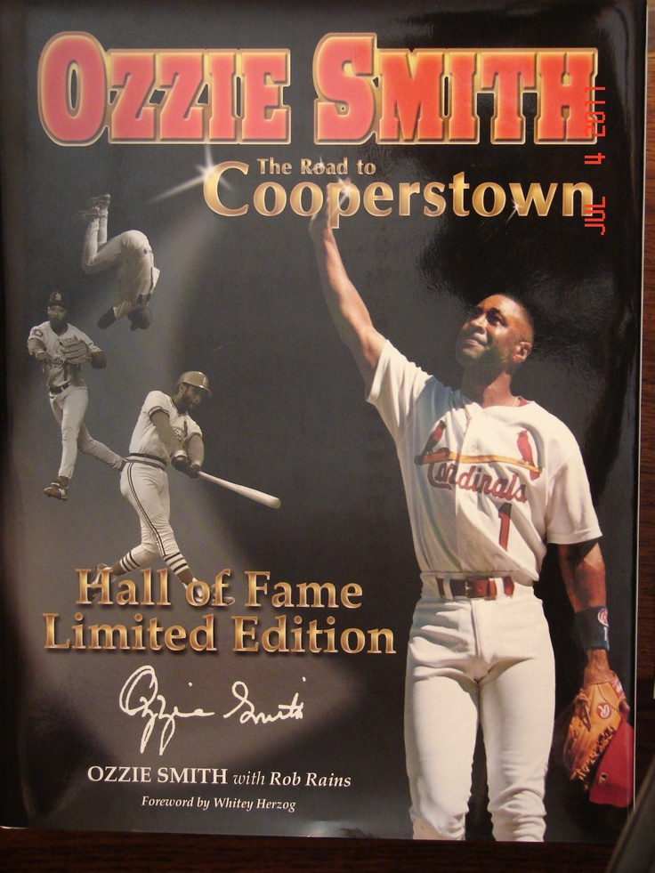 OZZIE SMITH The Road to Cooperstown