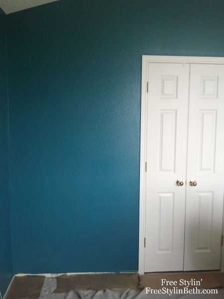 North Sea Green By Benjamin Moore Master Bedroom