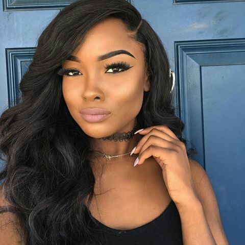Miraculous 441 Best Images About Relaxed Hair On Pinterest Healthy Relaxed Hairstyles For Women Draintrainus