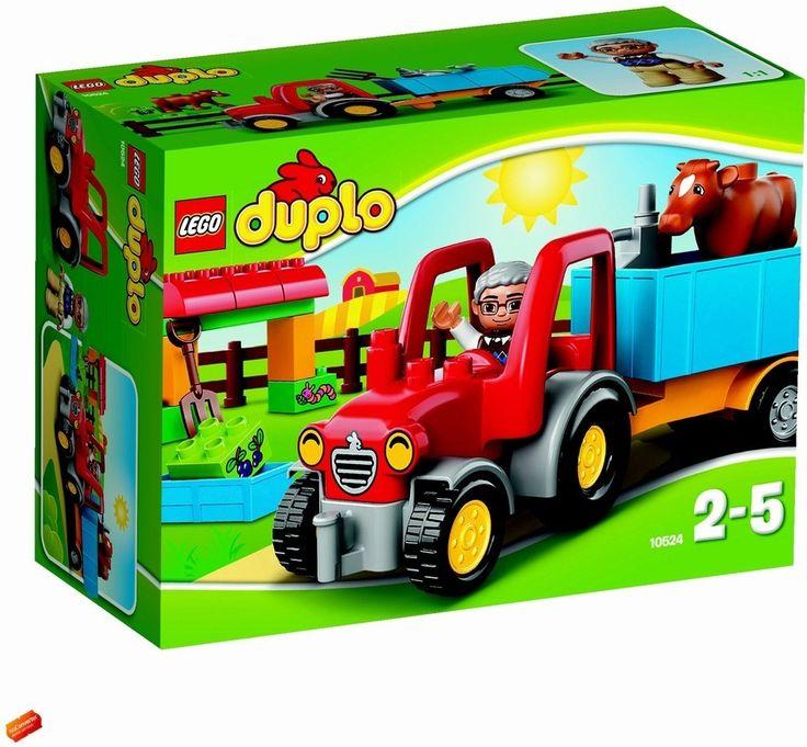 Lego Duplo 10524 Traktor - 0