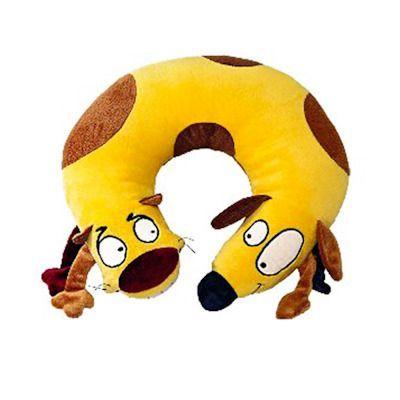 Мягкая игрушка подушка Валик Котопес 35 см (ВАК1) Fancy купить