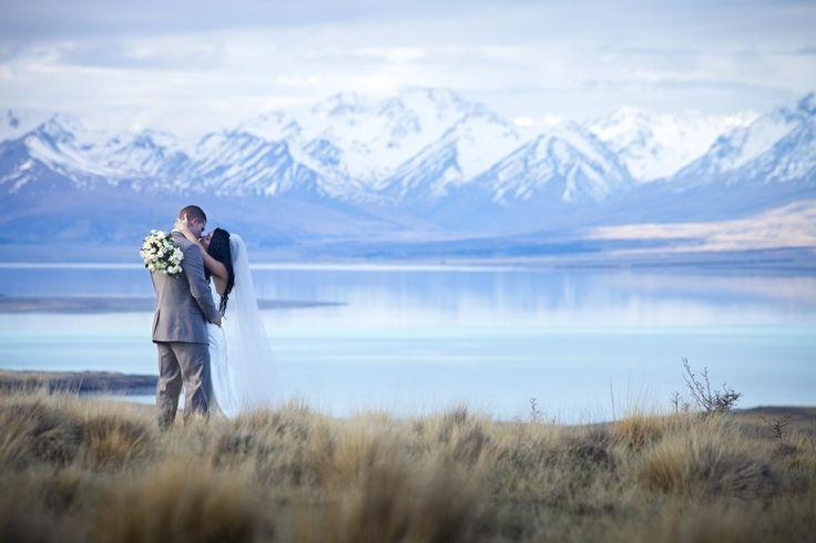 Lake Tekapo Wedding Lake Tekapo Pre Wedding Photoshoot Wedding