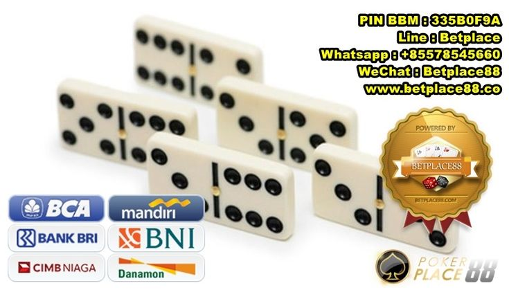 Bermain judi Domino QQ dapat memakai rekening Bank BNI, sebagai alat untuk melakukan transaksi uang taruhannya. Sehingga, proses deposit dan withdraw menjadi lebih mudah, terlebih BNI selalu online…