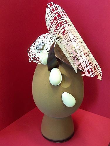 Uovo di Pasqua con tecniche di rilievo. by Mario Ragona, via Flickr