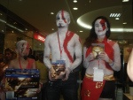 El lanzamiento de God Of War Ascension en Sony Store del Centro Comercial Gran Estación (Bogotá), Sony Colombia entregó premios entre los fanáticos de la saga.