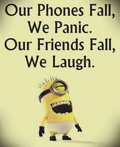 Cute Funny photos of Minions with quotes (07:43:18 PM, Thursday 24, September 2015 PDT) – 10 pics