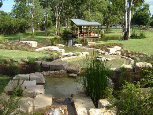 Acreage landscape Brisbane
