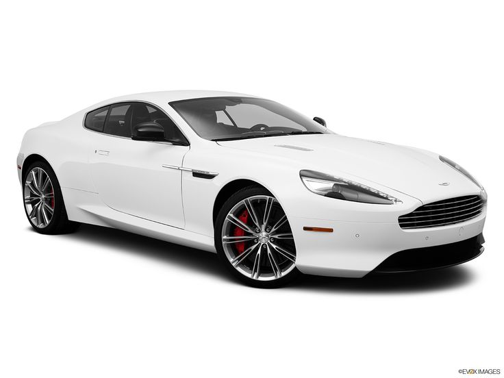 2014 Aston Martin DB9 Coupe Automatic