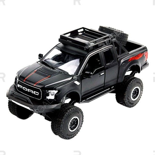 Creative Alloy Car Toy For Child Toy Car Ford Raptor Toys