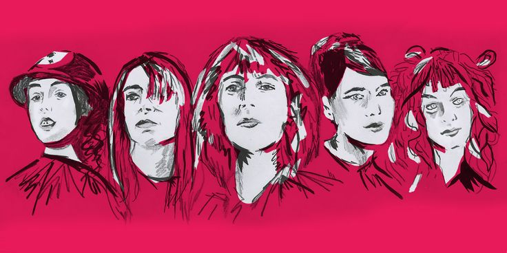 The Story of Feminist Punk in 33 Songs | Pitchfork