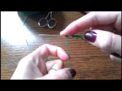 Cómo tejer Frivolité / Tutoriales en Video | Crochet y Dos agujas - Patrones de tejido