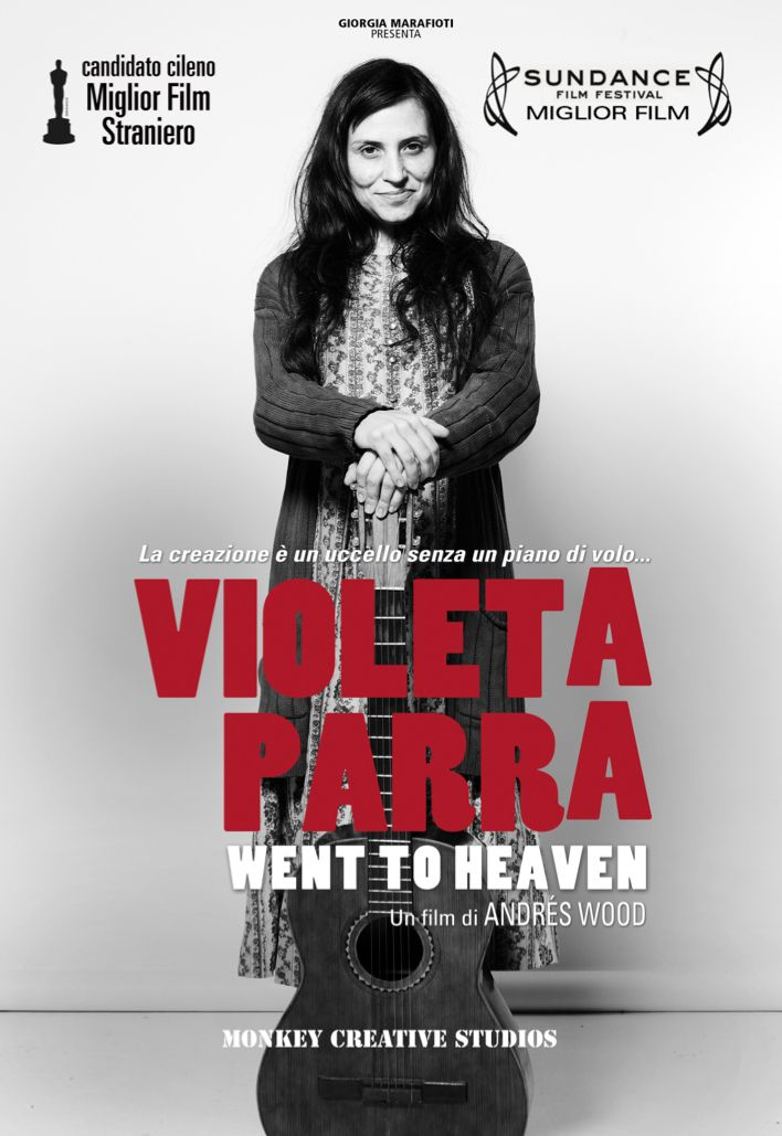 Violeta Parra went to heaven, dal 4 luglio al cinema.