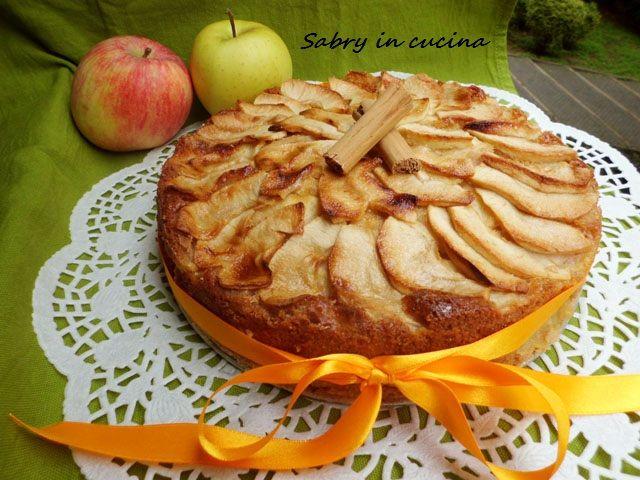 Torta di mele con farina integrale - Ricetta autunnale