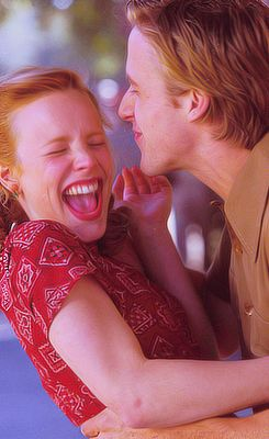 Rachel McAdams; Ryan Gosling - The Notebook: Books Movies Music People, Kiss, Movie Hundreds, Perfect Photos, Notebooks Classic, Notebooks 3, Favorite Movie, Notebooks ️, Books Movies Theatre