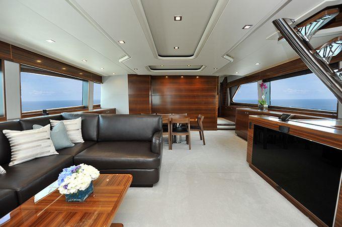 23 best images about 94 5 39 seaforce ix sportfish bonny for Sea interior design ideas