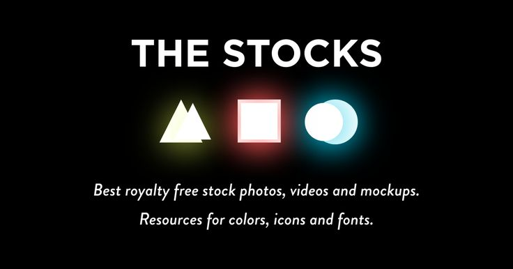 The Stocks – Best royalty free stock photos, videos, mockups, icons and fonts in one place.