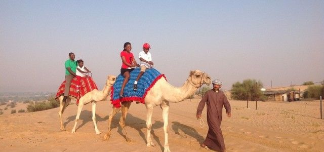 The Desert Safari Dubai Offers Tourists a Once in a Lifetime Experience