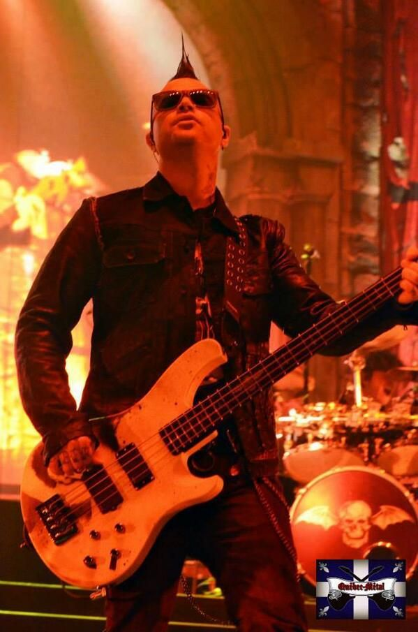 Johnny Christ  in Quebec City