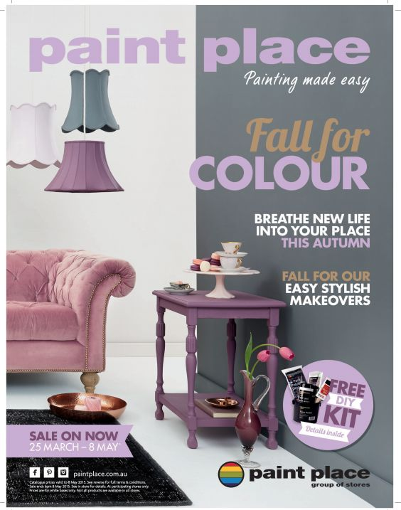 Find out more on our fantastic specials over at www.paintplace.com.au