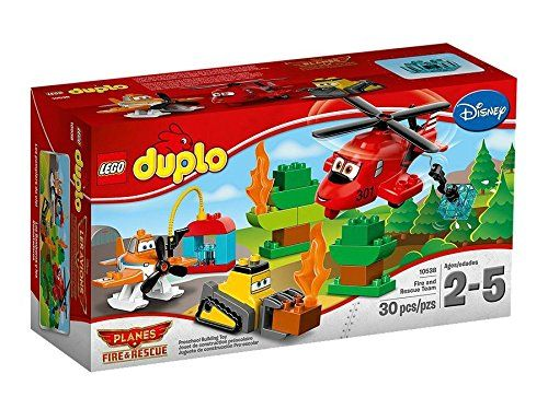 Lego Duplo Fire and rescue team 10538 >>> You can get additional details at the image link.
