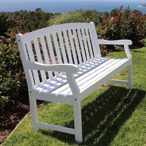 Havenside Home Surfside Outdoor White Weather Resistant