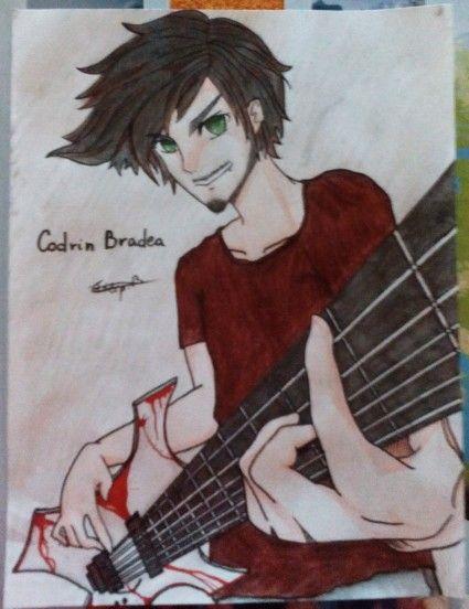 Codrin Bradea-youtuber
