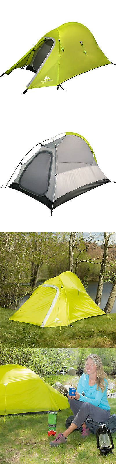 Tents 179010: Ozark Trail Ultra Light Back Packing 4 X 7 X 42 Tent With Full Fly, Sleeps 1 -> BUY IT NOW ONLY: $47.12 on eBay!