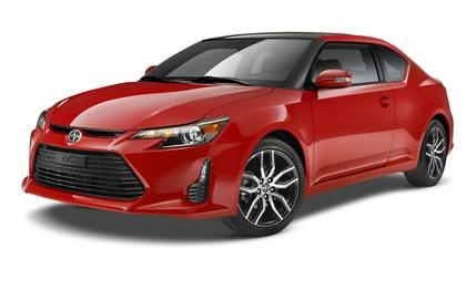 2014 #Scion #tC  Dude, your new tC is ready. #NYIAS