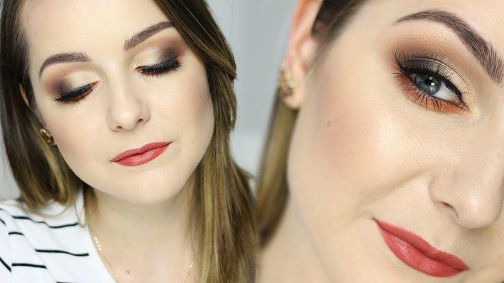 Makijaż nowościami | Zoeva MAC Smashbox TheBalm KatvonD | Milena Makeup
