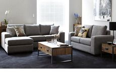 Homemakers Furniture: Fabric Lounge