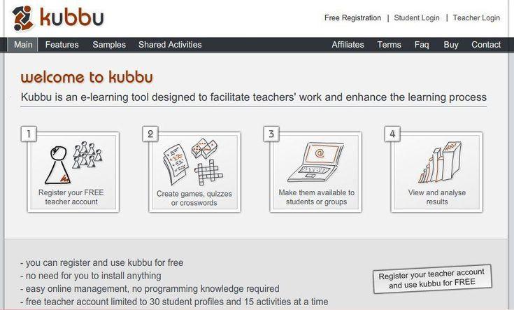 Kubbu Créer des exercices multimédia en ligne