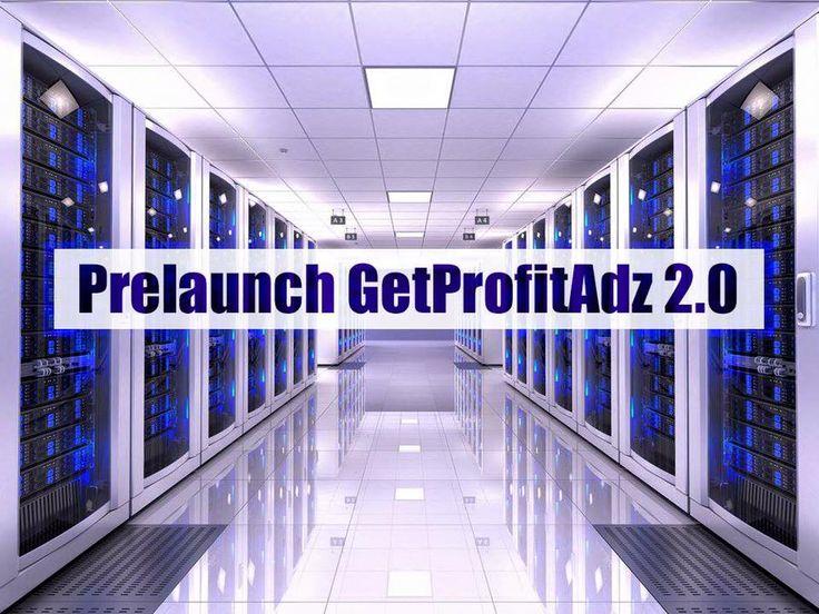 Getprofitads 2.0 - Pre-Launch - Demnächst starten wir, sei von der ersten Stunde dabei.