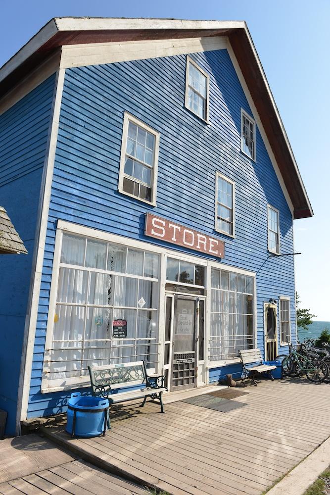 General Store - Silver Islet, Ontario