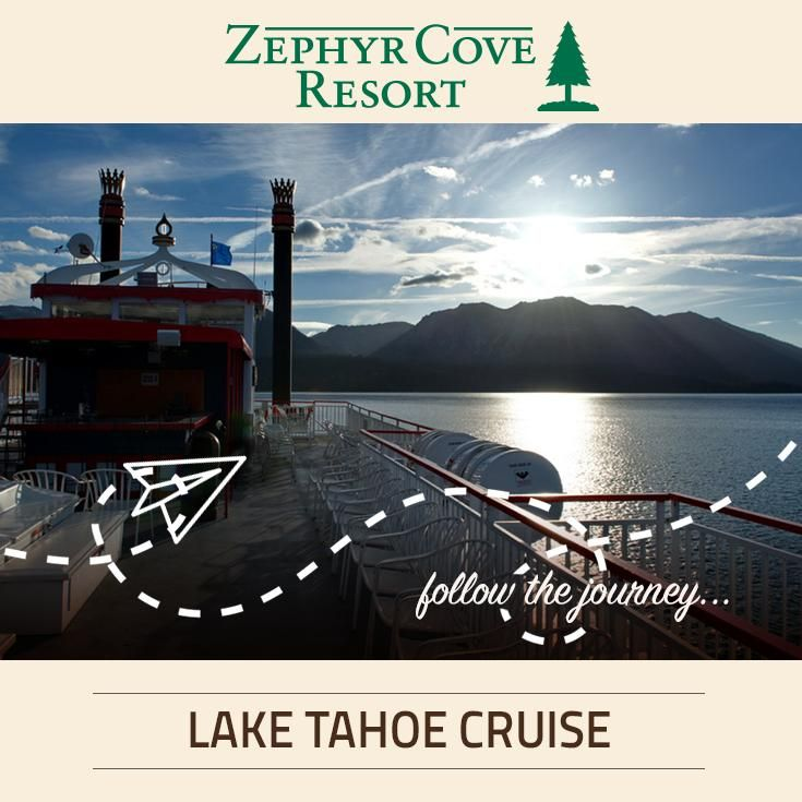 The best way to see the lake is from the lake. Check out a Lake Tahoe Cruise on your next Lake Tahoe trip.