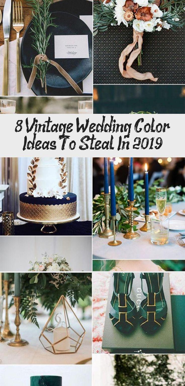 sage green and bronze vintage wedding color ideas #emmalovesweddings #weddingideas2019