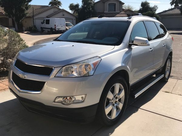 Used 2011 Chevrolet Traverse 2lt Fwd For Sale In Avondale Letgo In 2020 Chevrolet Traverse Chevrolet Fwd
