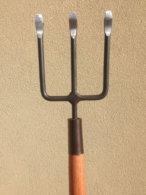 Forged Garden Forks - F.D.RYAN TRADITIONAL AUSTRALIAN MADE GARDEN TOOLS