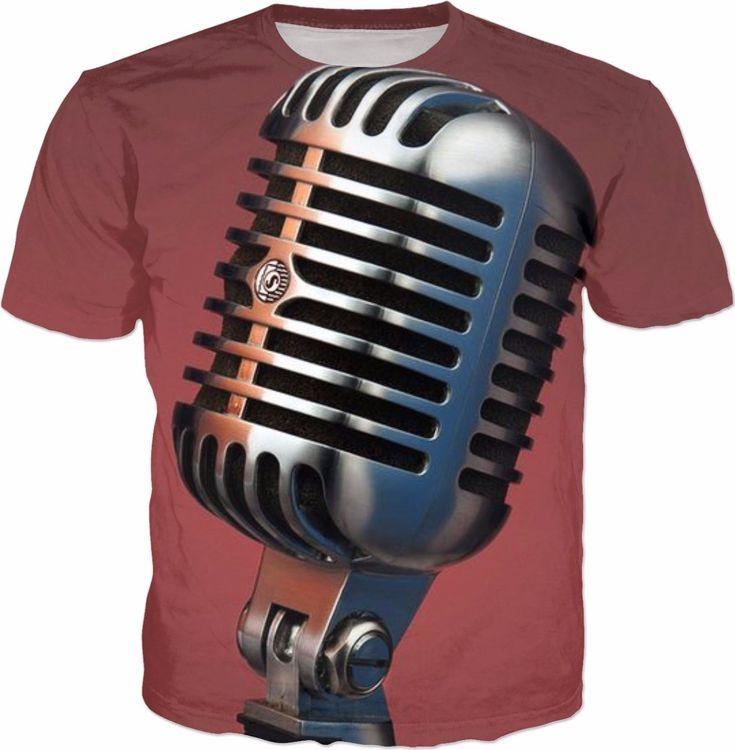 iWILLinspire Retro Radio Mic