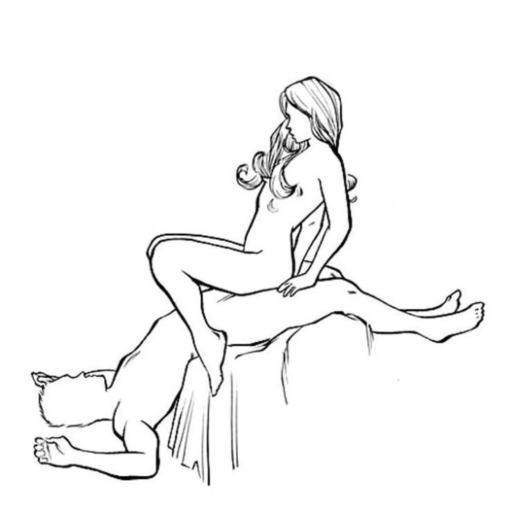 pencil drawings of oral sex positions
