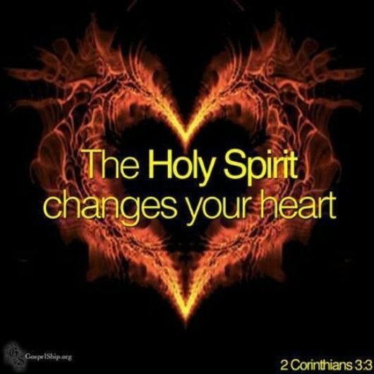 Romans 5:5 And hope makes not ashamed; because the love of God is shed abroad in our hearts by the Holy Ghost which is given to us.: