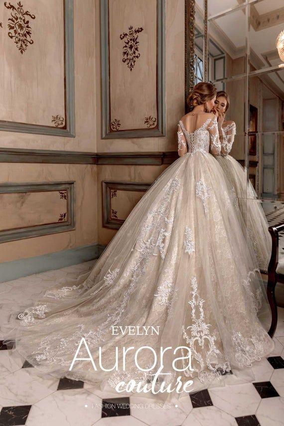 Ball gown, wedding dress, EVELYN, wedding dresses, bridal dress, bridal gown