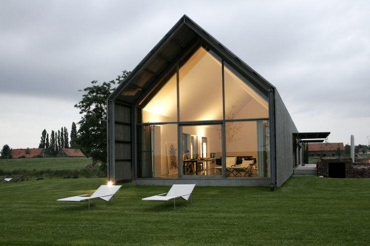 Barn House Roeselare - Projecten - BURO II & ARCHI+I