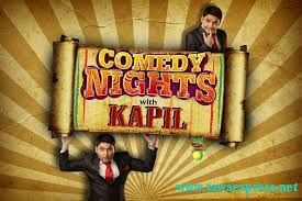 Comedy Nights With Kapil Comedy Nights With Kapil is the show of laughter and the producer...ragini mms2... Sunny in Ragini mms2 bold scenes...Kapil ...
