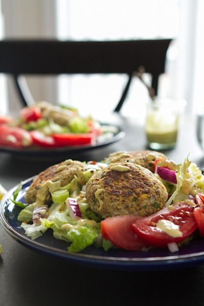 IMG 2381 Falafel with a Twist | GET IN MY BELLY! | Pinterest