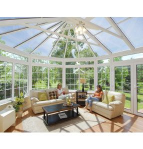 Bay Area Homeownesr Can Choose From Two Conservatory Sunroom Designs:  Victorian Conservatory Sun Room And The Georgian Conservatory Sun Room. Part 96