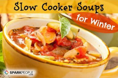 Begin 2013 on a strong note with these soup recipes.